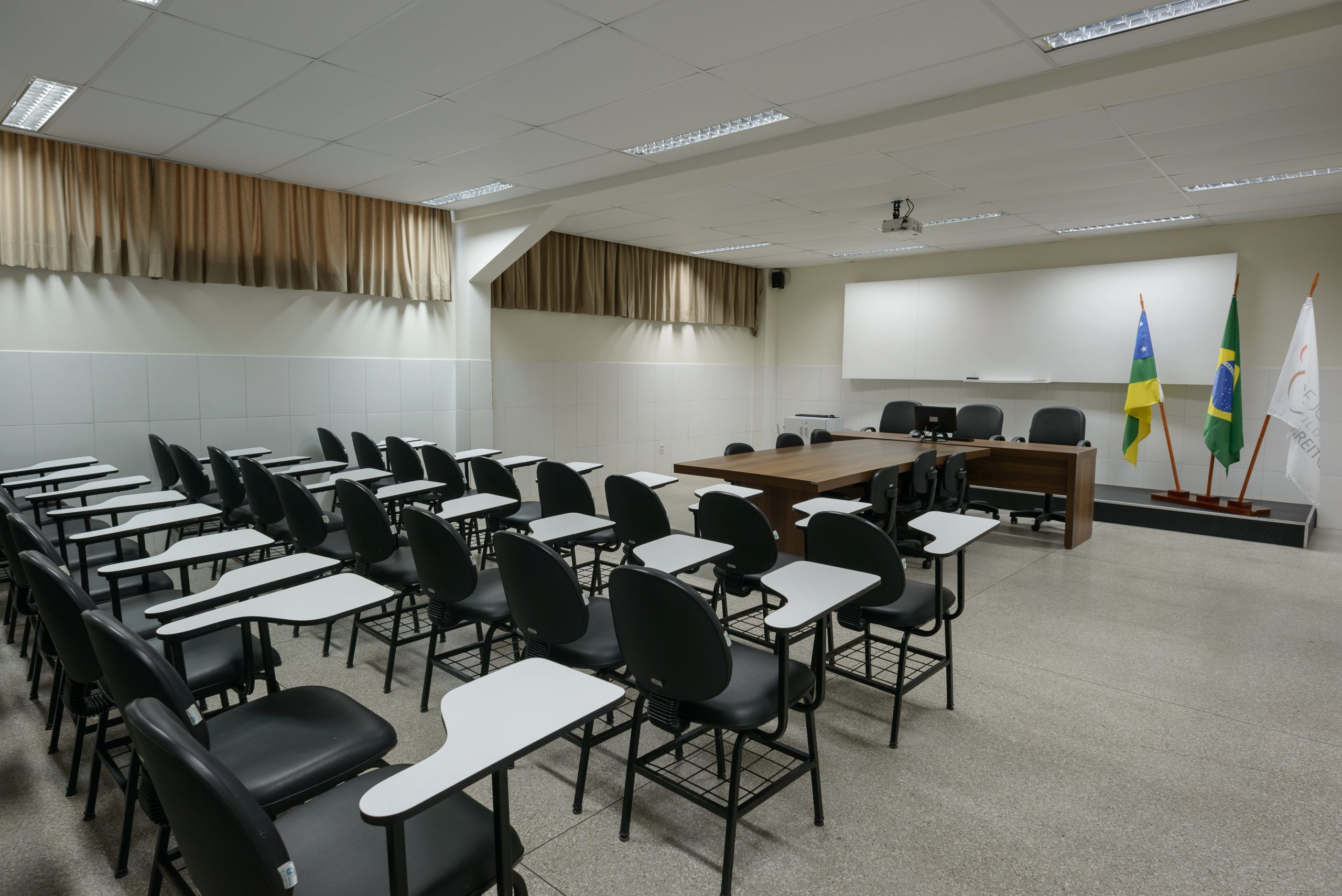 Sala de Núcleo de Prática Jurídica